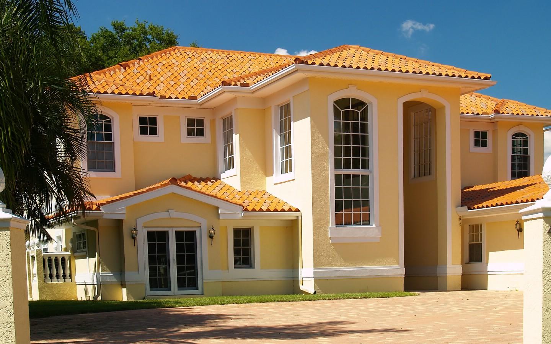 壁纸1440×900超大别墅写真 2 11壁纸 超大别墅写真壁纸图片建筑壁纸建筑图片素材桌面壁纸