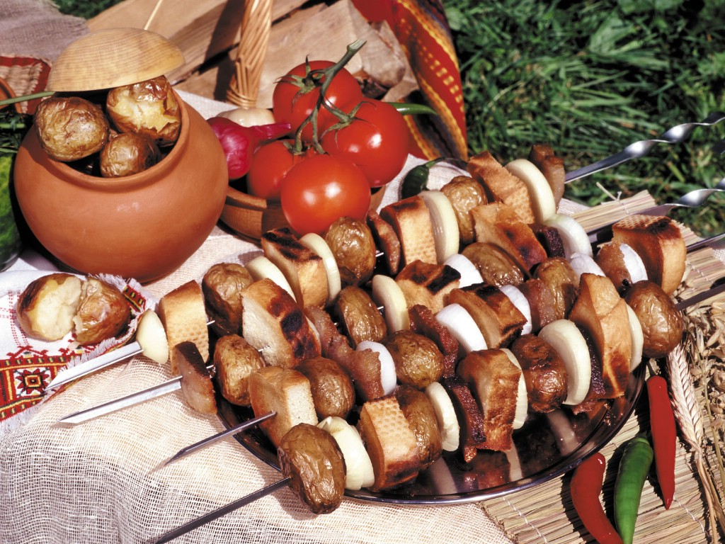 壁纸1024×768美味烧烤 4 19壁纸 美味烧烤壁纸图片美食壁纸美食图片素材桌面壁纸