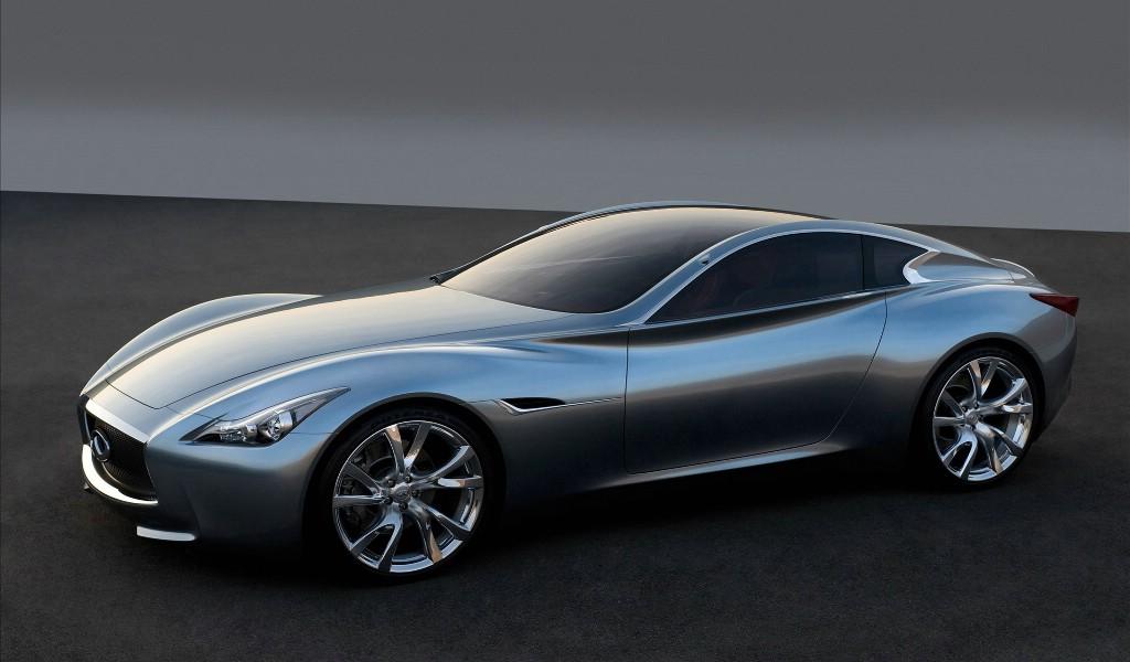 英菲尼迪essence概念车 英菲尼迪20周年跑车 lv设计高清图片