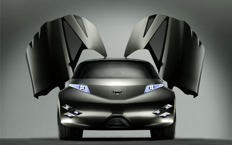 nissan mixim concept 汽车合集 74