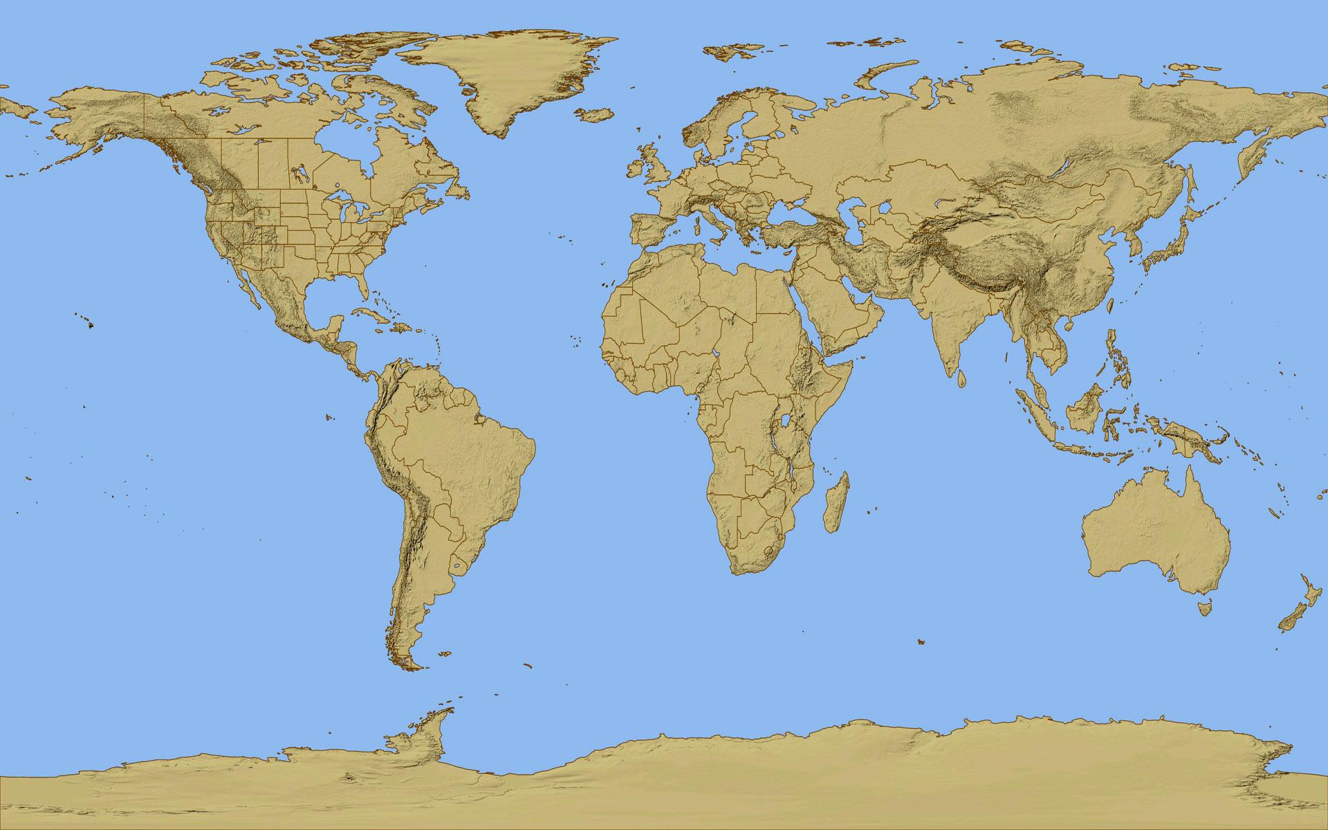 世界地图 第一辑壁纸图片其他壁纸其他图片素材