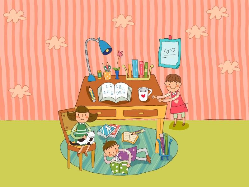 壁纸800×600矢量简笔卡通 6 13壁纸 矢量简笔卡通壁纸图片矢量壁纸矢量图片素材桌面壁纸