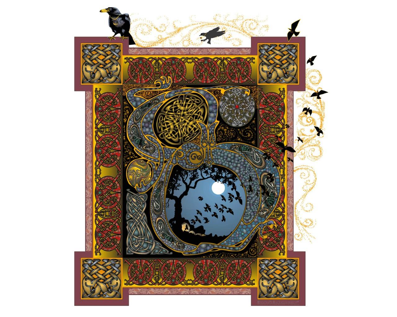 壁纸1280×1024矢量精品欣赏 1 10壁纸 矢量其他 矢量精品欣赏 第一辑壁纸图片矢量壁纸矢量图片素材桌面壁纸