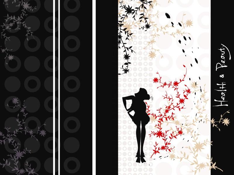 壁纸800×600矢量运动女孩 2 19壁纸 矢量运动女孩壁纸图片矢量壁纸矢量图片素材桌面壁纸