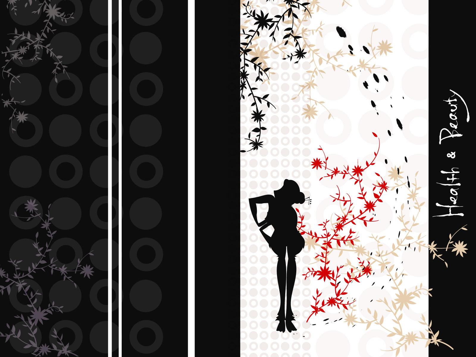 壁纸1600×1200矢量运动女孩 2 19壁纸 矢量运动女孩壁纸图片矢量壁纸矢量图片素材桌面壁纸