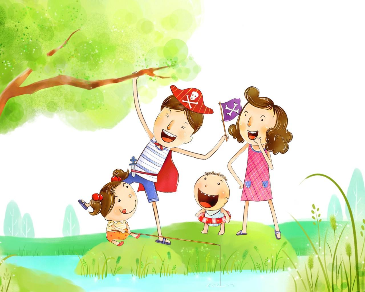 Семейное счастье картинки
